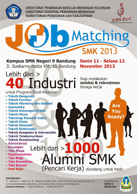 Job Bandung | MEDIA WEB'S BLOG